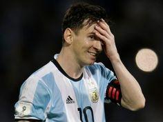 Lionel Messi se perderá el debut de Argentina en la Copa América Centenario por esta razón. April 06, 2016.