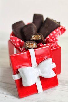 an Experimental Cook: Croccantini al cioccolato per le calze della Befan...