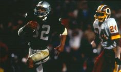 One of my favorite plays by one of my favorite Raiders!!