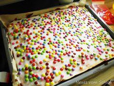 Altes vom Schloß: Weltbester Kindergeburtstagskuchen... (Cool Desserts Fun)