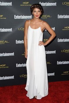 Jessica Szohr Entertainment Weekly Pre-Emmy Party
