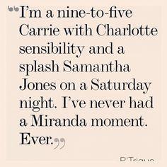 very, very true. poor miranda!