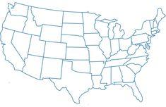 Us States Map Quiz Game - arabcooking.