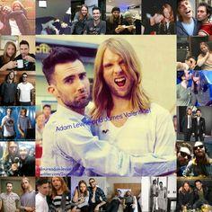 Adam and James :) buddy's