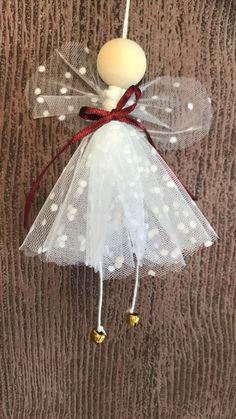 Christmas 2015, Christmas Angels, Christmas Crafts, Christmas Decorations, Christmas Ornaments, Holiday, Diy Angels, Handmade Angels, Angel Crafts