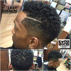 Kuts By #LexxBrown. S/O @sly2guapo CAME FOR THAT FRESH WHILE ON VACATION…