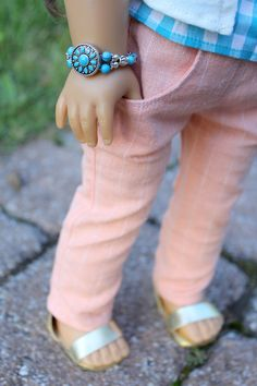That bracelet is so cute