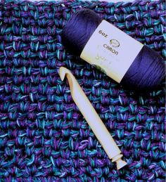 Hour and a Half Cowl - hook, skein