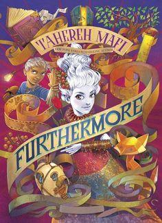 Furthermore - Tahereh Mafi