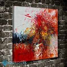 Abstract Colors Tablo I #başyapıt_tablolar #ünlü_ressamların_eserleri