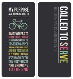 Missionary purpose