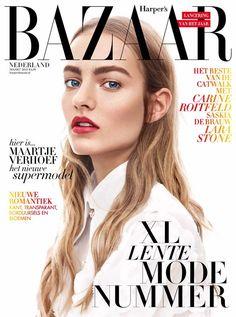 Cover Harper's Bazaar March 2015.
