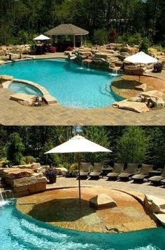 170 Home Stuff Yard And Pool Ideas In 2021 Swimming Pools Backyard Pool Backyard Pool Landscaping