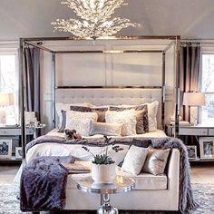 Une chambre luxueuse | design d'intérieur, décoration, maison, luxe. Plus de nouveautés sur www.bocadolobo.co...