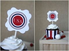 new free printable 4th of july designs!