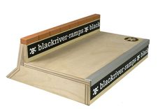 +blackriver-ramps+ Jay Ramp Dos - FlatFace Fingerboards