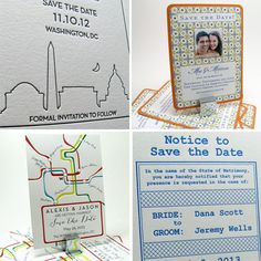How We Started To Save The Date  http://www.digbyrose.com/2013/how-we-started-to-save-the-date/