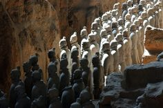 Xi'an in One Day: Day Trip from Shanghai by Air While you're in Shanghai, take a day trip to Xi'an, famous as one of the birthplaces of ancient Chinese civilization. You'll learn about the history of the Chinese dynasties that rose and fell in Shaanxi Province, and visit the famous 2,000-year old Army of Terracotta Warriors, one of the most spectacular archaeological excavations of the 20th century. Then take a walk on the city walls of Xi'an, built during the Ming Dynasty ...