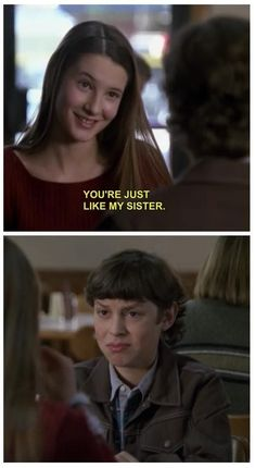 Sam Weir, Freaks and Geeks Friendzone Tv Quotes, Movie Quotes, Movies Showing, Movies And Tv Shows, Freeks And Geeks, Me Tv, Portraits, Best Shows Ever, Good Movies