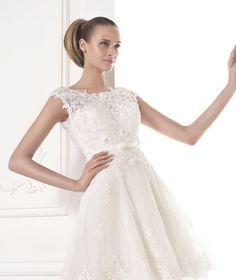 Vestido de novia modelo Messina Pronovias 2015