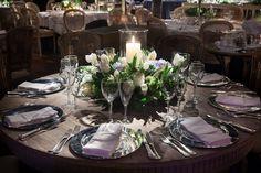 Decoração clássica: mesa decorada - Foto: Roberto Wagner