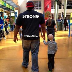 One word. Respect Now that's real true strength at its greatest!!!