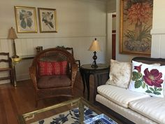 Brightwaters: Garden - Vacation Home in Hendersonville House On The Rock, Couch, Vacation, Furniture, Home Decor, Vacations, Decoration Home, Room Decor, Sofas