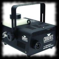 Fog Machine for Graveyard Special Effects Ideas