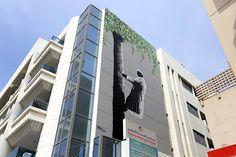 Martin Whatson leistet seinen Beitrag zum Dubai Street Museum  In Dubai entsteht gerade das Dubai Street Museum, eine Sammlung von Murals, die sich über einige Gebäude im Satwa District erstrecken. Als bislang...
