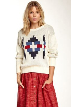 The Portland Collection By Pendleton Little Crane Pullover