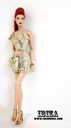 Collecting Fashion Dolls by Terri Gold: IBIZA: New from Ficon