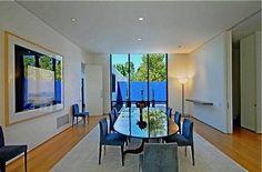 Celebrity Dining Rooms - Jennifer Aniston