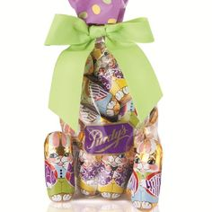 Purdys Chocolates - Foiled Mini Bunnies  Enough to share with friends!
