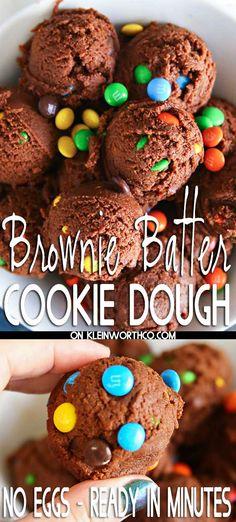 Low Carb Cookie Dough, Cookie Dough Vegan, Edible Sugar Cookie Dough, Cookie Dough For One, Nutella Cookie, Edible Cookies, Cookie Dough Recipes, Chocolate Chip Cookie Dough, Brownie Cookie Dough