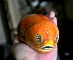 gold fish - By Putut Agus