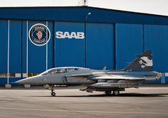 Saab Gripen 2 seater