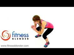 Sweat away the holiday food hangover! Bodyweight Cardio + Total Body Toning - Double Ladder Workout