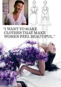 """The man behind the collection  """"I want to make clothes that make women feel beautiful.""""- Prabal Gurung #PrabalForTarget"""