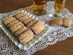 Biscotti al sesamo (reginelle palermitane) | Kikakitchen