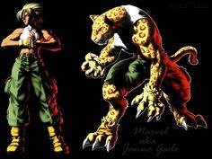 Shina-Bloody Roar2