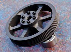 Mini Gen 1 GTT Lightweight Crank Pulley V2