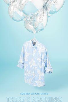 Summer Weight Shirts – Bonobos // email design / animated gif // 130415