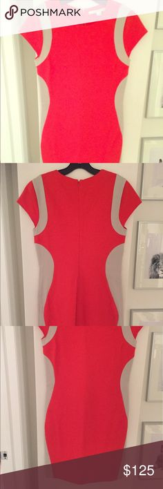Diane von Furstenberg Really cute bright DVF summer shift dress in perfect condition.  Only worn once. Diane Von Furstenberg Dresses
