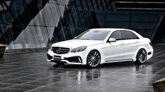 2014 Mercedes-Benz E-Class Black Bison by Wald International