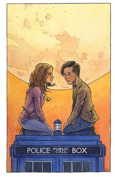 Hermione and the Doctor... That would be an amazing combination! Harry Potter Symbols, Harry Potter Fan Art, Harry Potter Memes, Twilight Book, Fandom Crossover, Hello Sweetie, Nerd Geek, Superwholock, Doctor Who