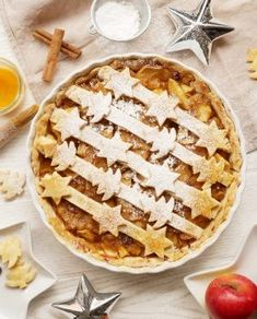 Celiaxmoni - Web o celiakii Apple Pie, Food, Essen, Meals, Yemek, Apple Pie Cake, Eten, Apple Pies