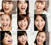 Girls' Generation, Korean actress, singer, group