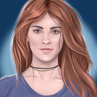 Character Portraits, Female Characters, Feminine