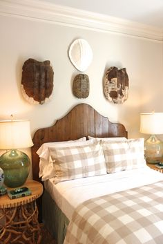Bedroom by James Farmer and Maggie Griffin    Oppose use of real turtle shells, but all else is great