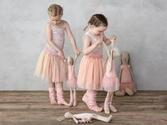 Style Report: cute ballerinas from Maileg!